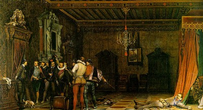Assassination of the Duc de Guise