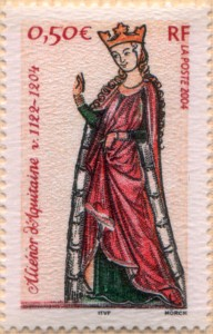 Stamp of Eleanor