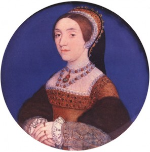 Katherine Howard miniature