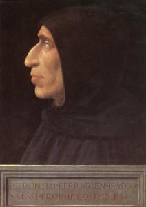 Savonarola and the City of Florence
